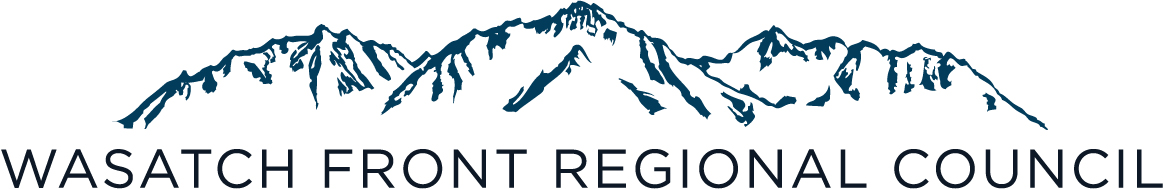 Wasatch Front Regional Council logo.
