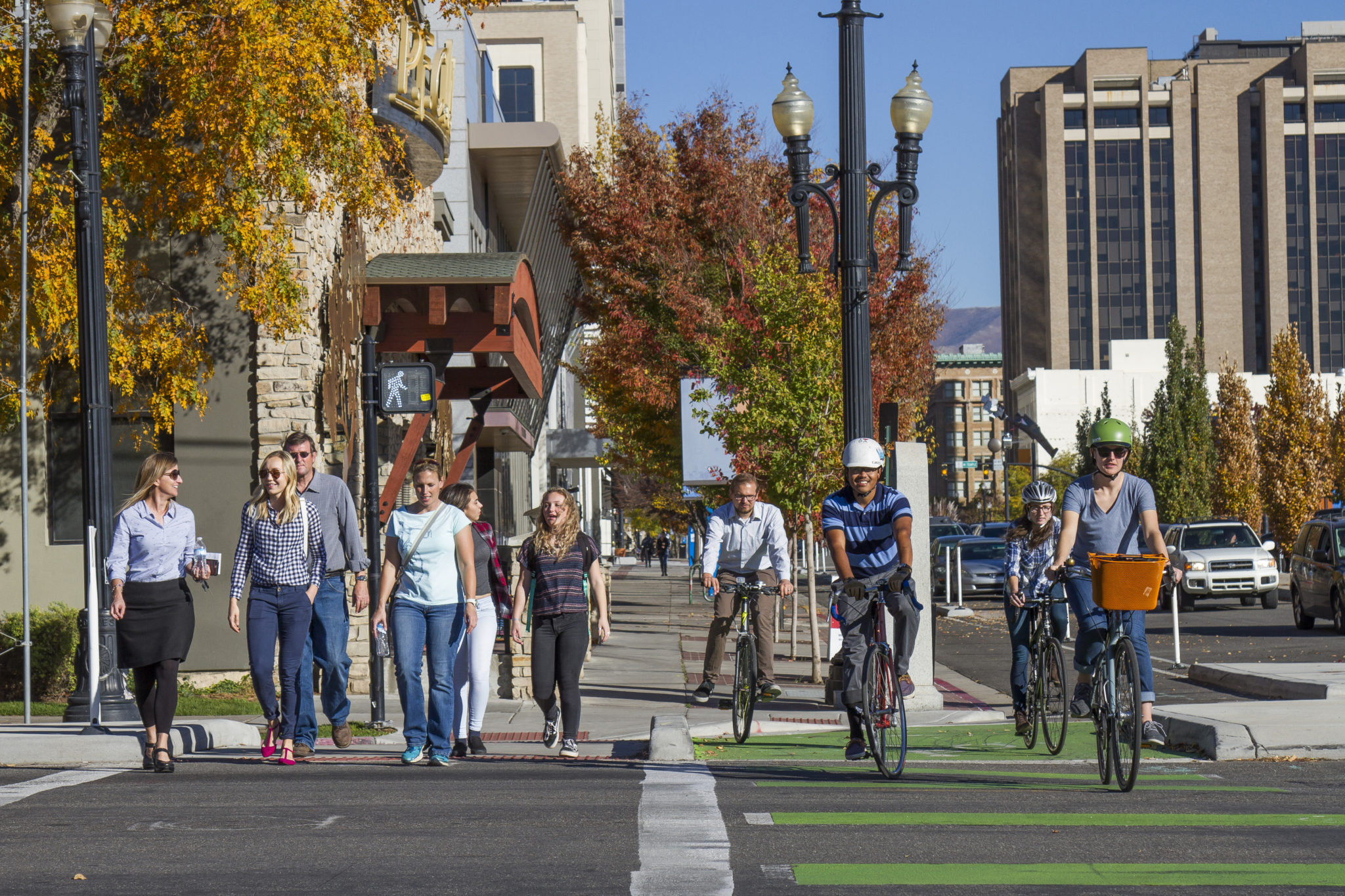 Examining Walk Travel Behavior And Land Use In Utah