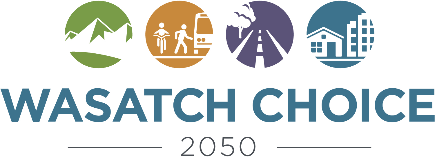 Wasatch Choice 2050 Logo.