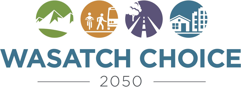 Wasatch Choice 2050 Logo.