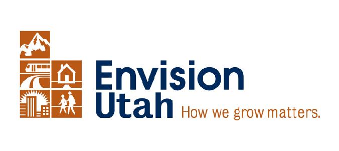Envision Utah logo.