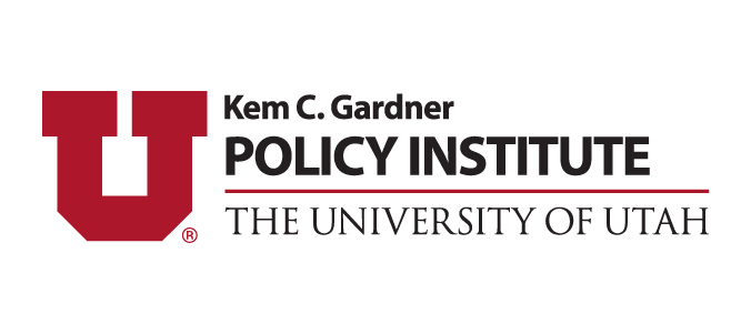 Kem C. Gardner Policy Institute logo.