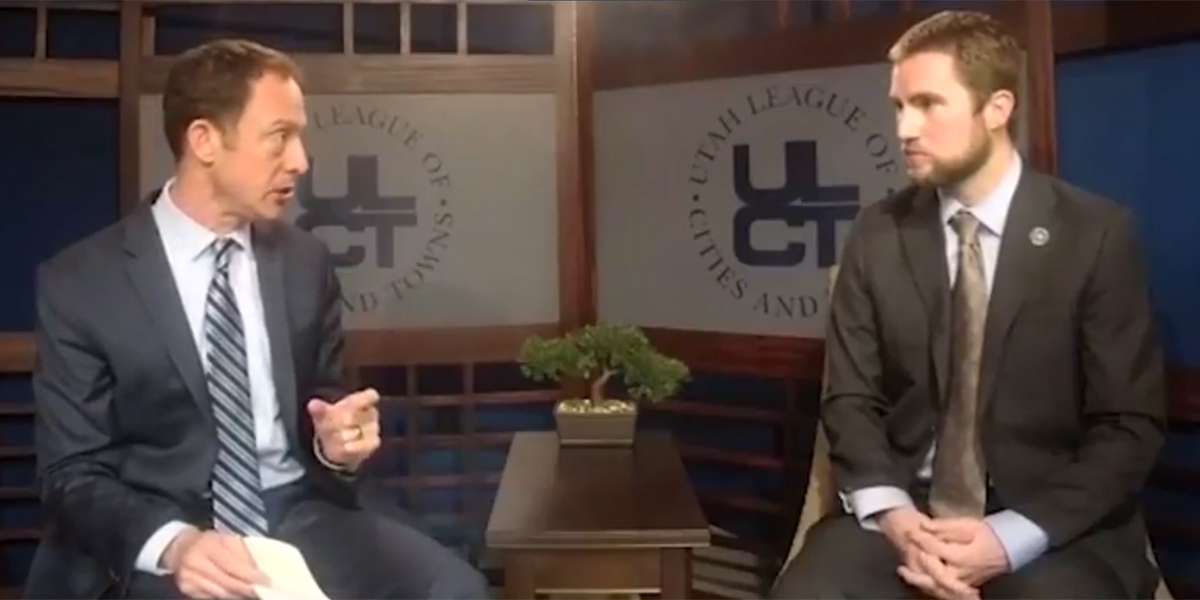 ULCT's Wednesday Webchat With Cameron Diehl And Andrew Gruber.
