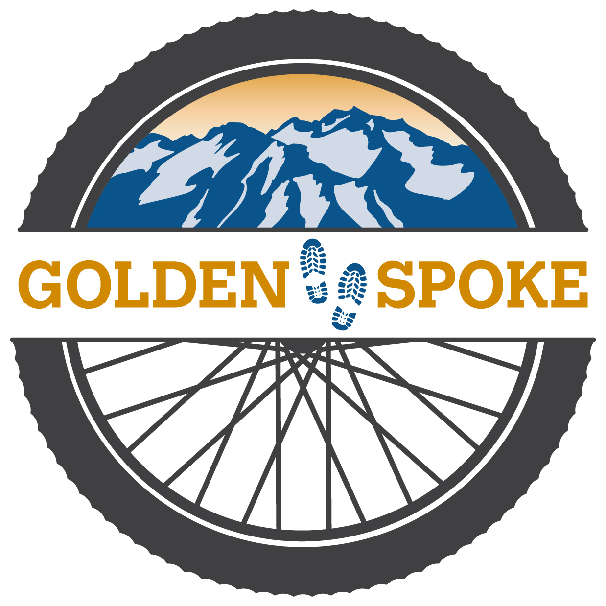 Golden Spoke logo.