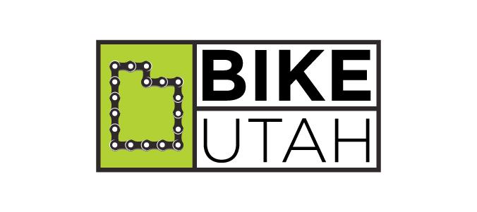 Bike Utah logo.