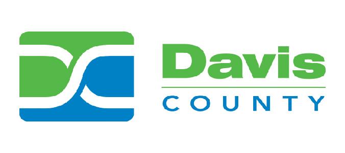 Davis County logo.