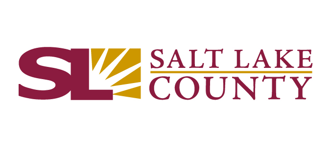 Salt Lake County logo.