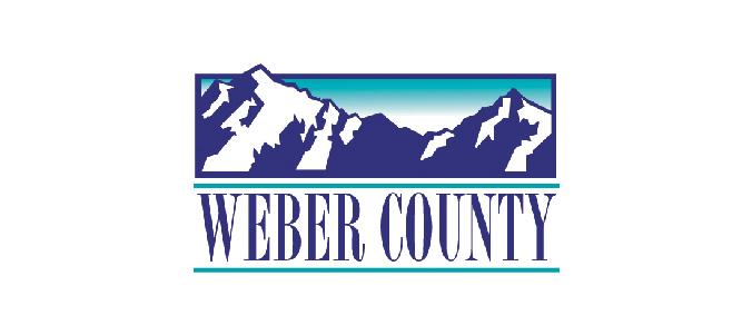 Weber County logo.