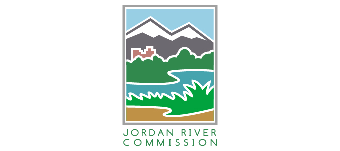 Jordan River Commission logo.