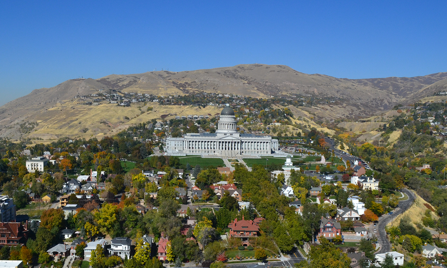 Utah Leaders Hope To Use New Tax Law To Create 'Opportunity Zones' In Poor Areas