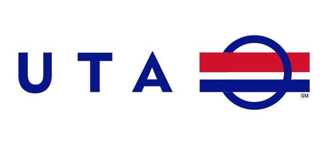 Utah Transit Authority logo.