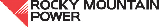 Rocky Mountain Power logo.