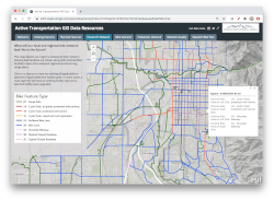 Bike and Pedestrian Data Resources